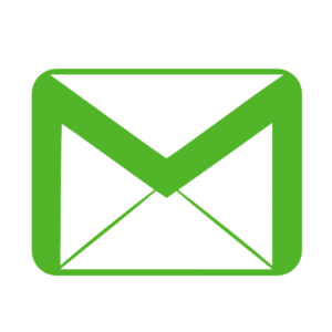 Communication-email-green-icon